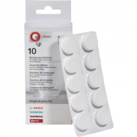 Cleaning tablets for coffee machines and coffee centres 10 pcs Bosch, Siemens, Neff