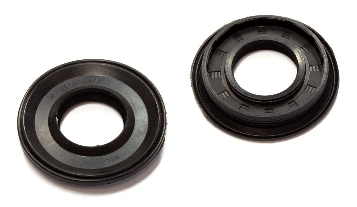 Drum Bearing Seal for Washing Machine Whirlpool, Siltal 30 x 55/68 x 8/11 mm
