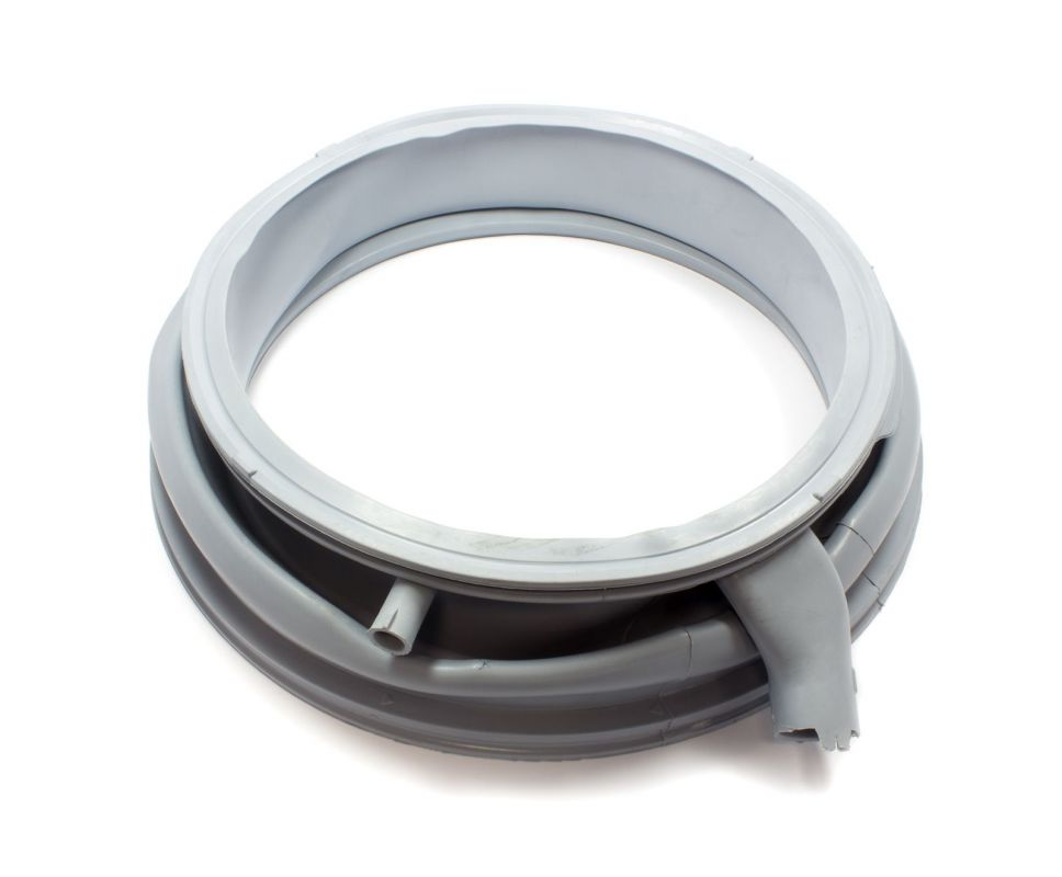 Door Rubber Seal for Bosch Siemens, Neff, Balay Washing Machines with drum light Bosch, Siemens