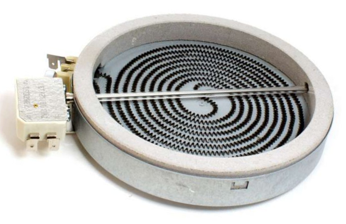Heating Element for Hobs 1200 W, 145 mm Whirlpool