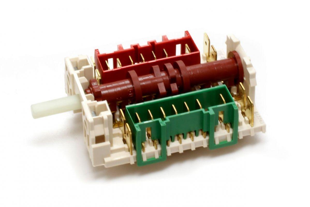 Rotary Function Switch for Mora Gorenje Ovens Gorenje, Mora