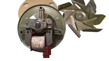 Hot Air Motor Fan for Whirlpool Fagor Indesit Ariston Smeg Ovens Ariston, Indesit Company