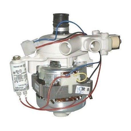 Circulation Pump for Indesit Ariston Baumatic Haier Dishwashers Whirlpool / Indesit