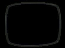Oven Door Seal Candy - 41023744