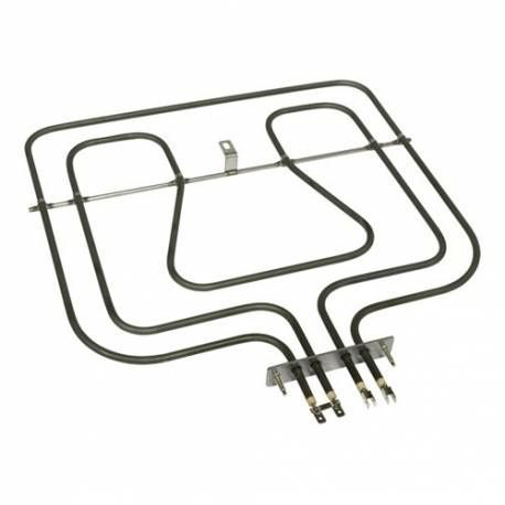 Heating Element Upper for AEG Electrolux Zanussi Ovens 1650 + 800 W AEG, Electrolux, Zanussi