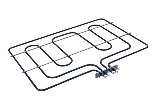 Heating Element Lower for SMEG Ovens 1050 + 700 W