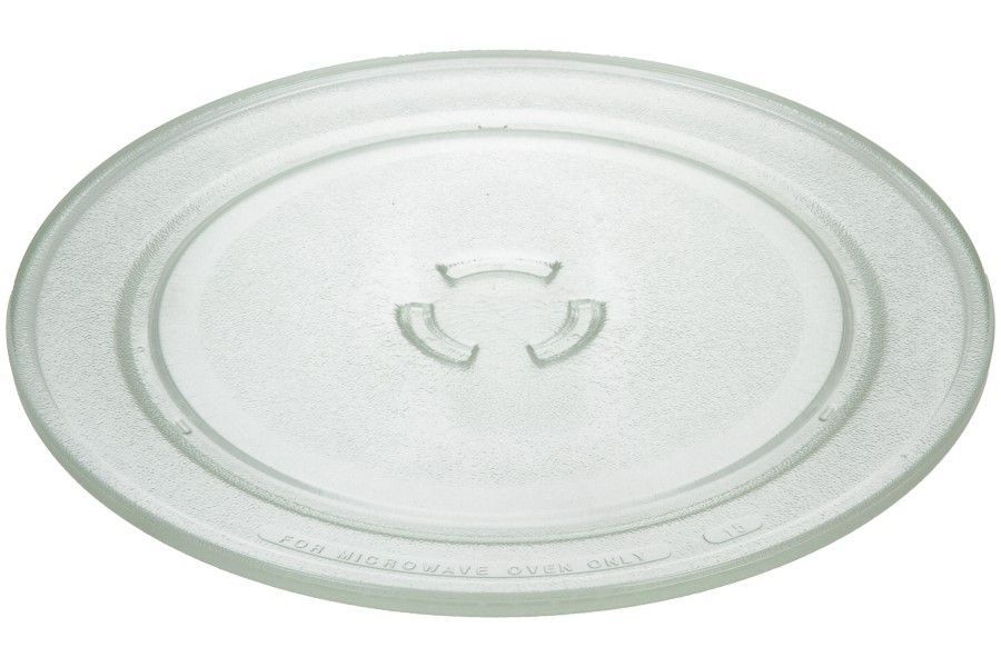 Glass Turntable Tray 325 mm for Whirlpool Microwaves Whirlpool / Indesit