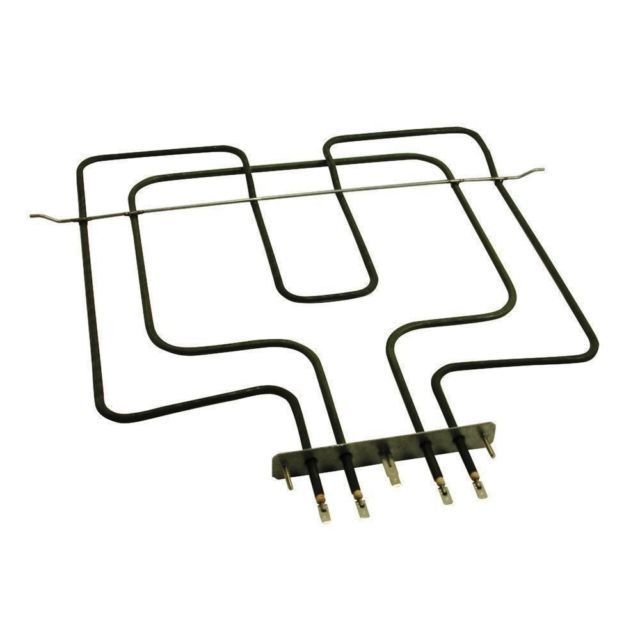 Heating Element Upper for Whirlpool Bauknecht Ovens 900 + 1600 W Whirlpool / Indesit