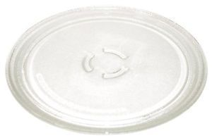 Glass Turntable Tray 250 mm for Whirlpool Microwaves Whirlpool / Indesit