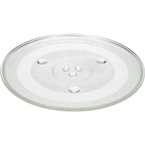 Glass Turntable Tray 315 mm for Candy Hoover Microwaves