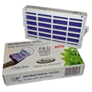Antibacterial Filter Microban for Whirlpool Frigdes