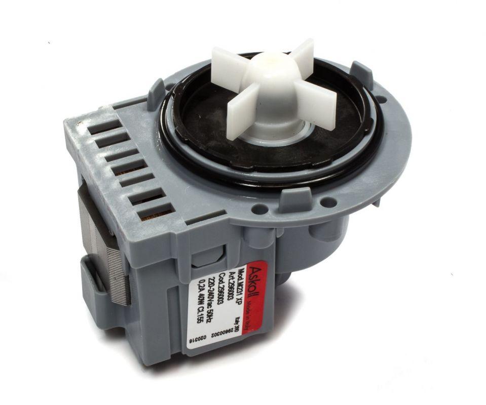 Drain Pump Motor for Whirlpool Bauknecht Washing Machines & Dishwashers Whirlpool / Indesit