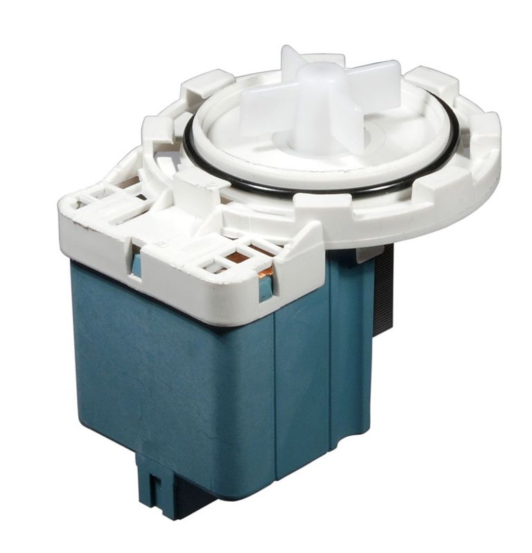 Drain pump for washing machine Ardo, LG, Whirlpool with 8 stately homes