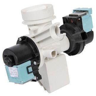 Drain pump and circulation washing machine Zanussi, Electrolux, AEG AEG, Electrolux, Zanussi