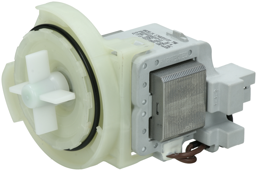 Drain Pump Motor for Beko / Blomberg Whirlpool Dishwashers
