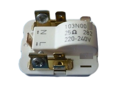 Danfoss Relay PTC 103N0018 for Fridge Compressors Gorenje, Mora