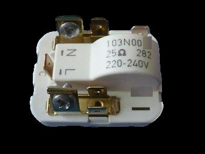 Danfoss Relay PTC 103N0021 for Fridge&Freezers Compressors Gorenje, Mora