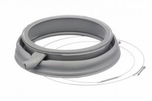 Door Rubber Seal for Bosch Siemens, Neff, Balay Washing Machines without drum light Bosch, Siemens