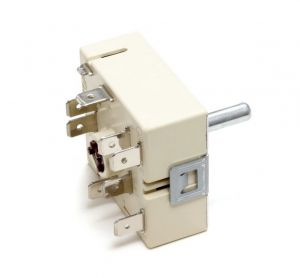 Energy Regulator for Hotplates Universal Single-Circuit AEG / Electrolux / Zanussi