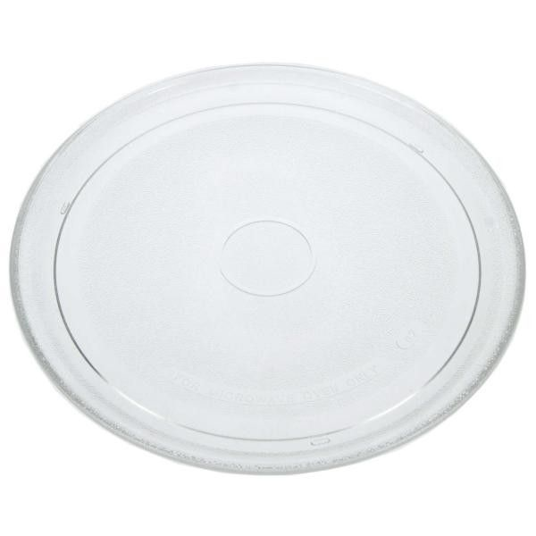 Glass Turntable Tray 270 (271 272) mm for Whirlpool Electrolux Microwaves