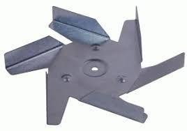 Oven Fan Ventilator Blade AEG Electrolux - 3530457013