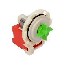 Drain Pump Motor for Ardo Whirlpool Fagor Washing Machines & Dishwashers