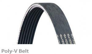 Washing Machine Belt 1225 J5