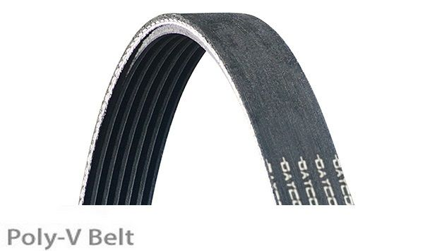 Drive Belt for Washing Machines Fagor / Brandt - 55X3861
