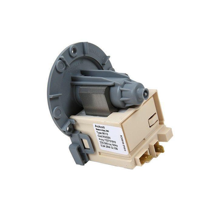 Drain Pump for Electrolux Zanussi Washing Machines - 1468818008 AEG / Electrolux / Zanussi