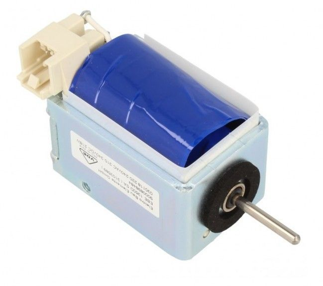 Electromagnet Draining Water from the Tank for Bosch Siemens Tumble Dryers - 00631076 BSH - Bosch / Siemens