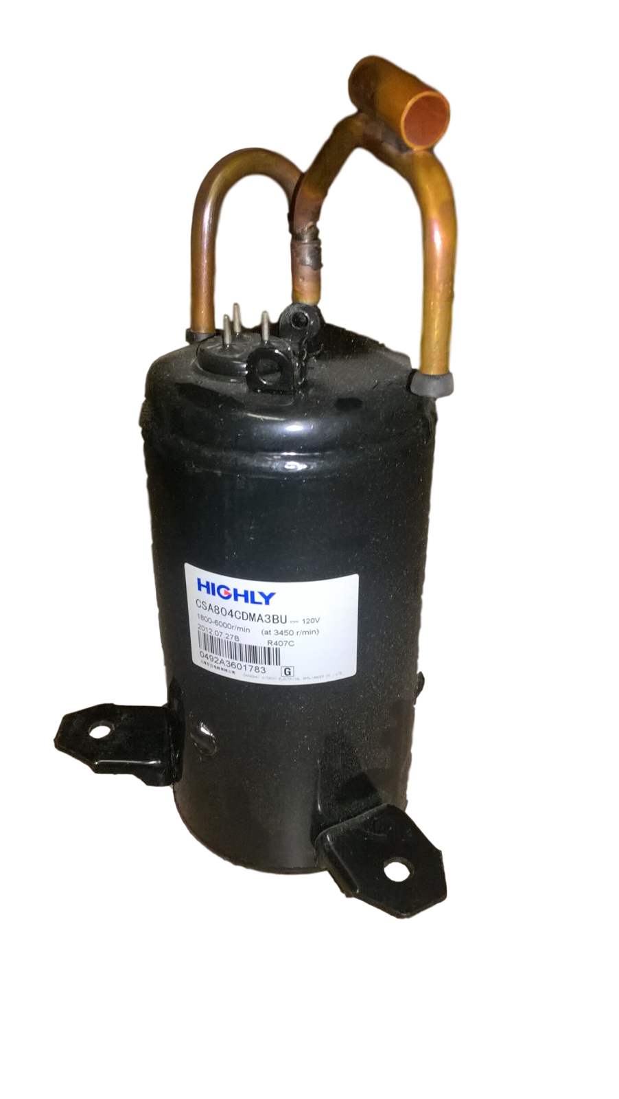 Compressor for Bosch Tumble Dryers Bosch / Siemens