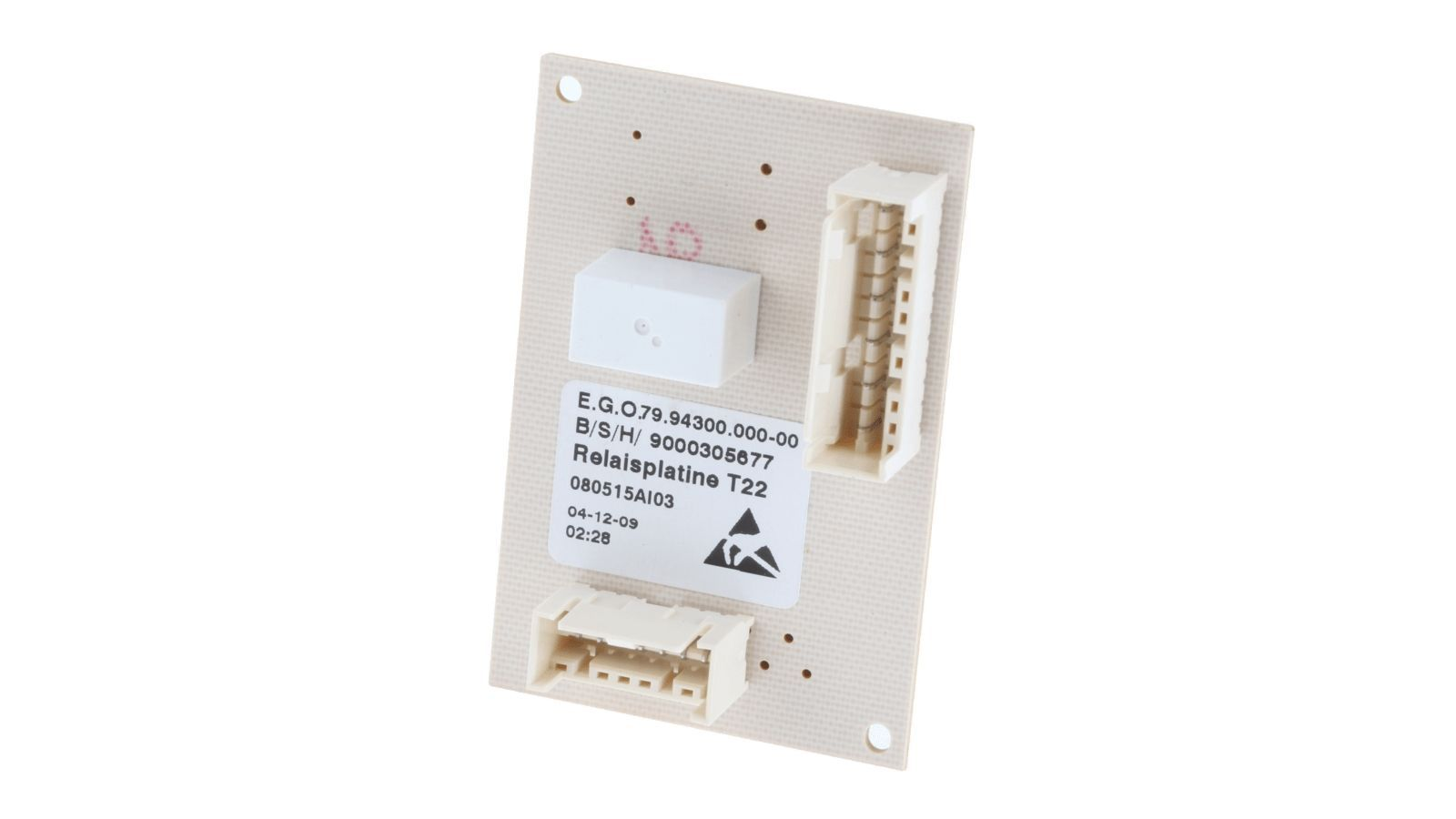 Relay Unit for Bosch / Siemens Tumble Dryers BSH