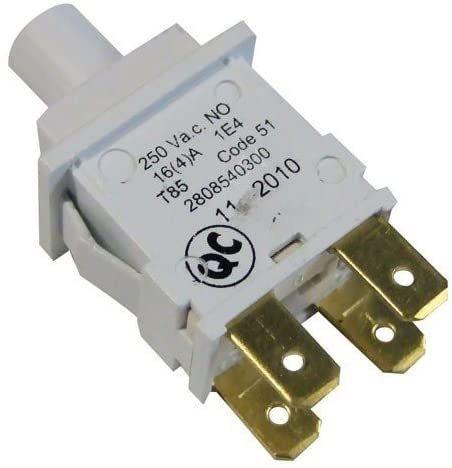 Power Switch for Beko Blomberg Washing Machines - 2808540300 Beko / Blomberg