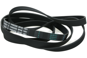 Drive Belt 1991 H6 for Whirlpool Indesit Tumble Dryers - C00116358 Whirlpool / Indesit