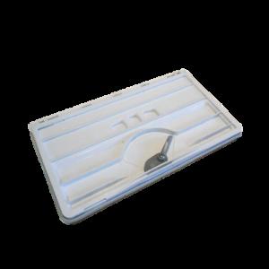 Tumble Dryer Door Electrolux - 1366347035