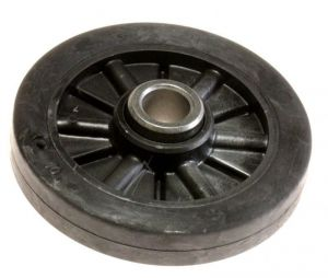 Tumble Dryer Wheel Kit Whirlpool / Indesit - 481252878033