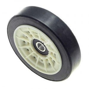Tumble Dryer Wheel Kit Beko / Blomberg - 2987300200