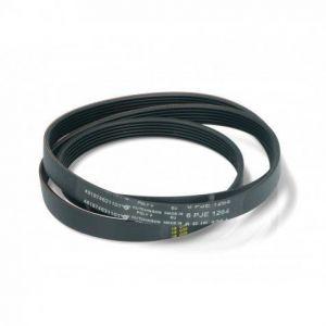 Washing Machine Drive Belt 1264 J6 EL Whirlpool / Indesit
