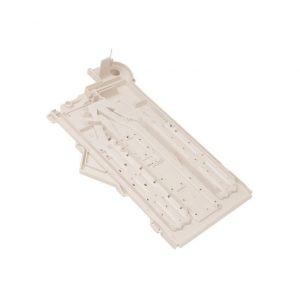 Dispenser Water Inlet for Electrolux AEG Zanussi Washing Machines - Part. nr. Electrolux 1325071056