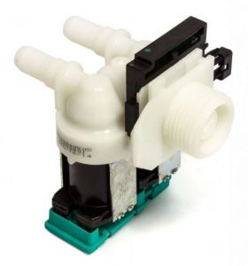 Filling  Two- Part. nr. BSHWay Valve for Bosch Washing Machines - Part. nr. BSH 00606001