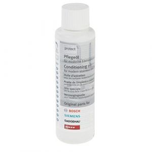 Care Oil for Universal Stainless Steel Surfaces - 00311567 Bosch / Siemens