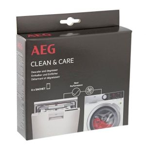 Dishwasher & Washing Machine Limescale Remover Electrolux