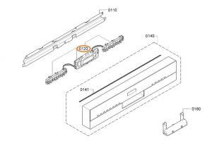 Dishwasher Module BSH