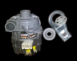 Circulation Pump for Beko Blomberg Dishwashers - 1758500300 Beko / Blomberg