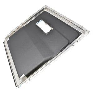 Inner Door Metal Sheet with Lower Seal for Whirlpool Indesit Ariston Dishwashers - C00298247