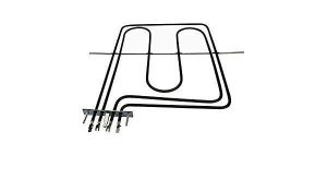 Upper Heating Element for Amica Ovens - 8026764