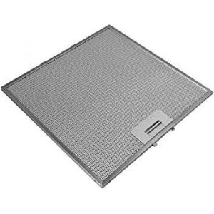 Aluminum Grease Filter for Whirlpool Indesit Ariston Electrolux AEG Zanussi Cooker Hoods - 481248058144