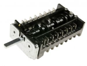 Function Selector Switch for Vestel Amica Ovens - 32009166