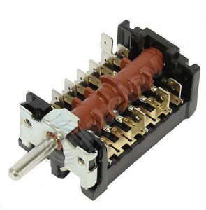 Oven Selector Switch for Candy Hoover Cookers - 49029351