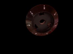 Hob Control Knob Ring for Fagor Brandt Ovens - C20H002A0